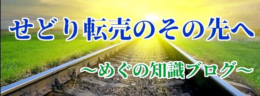 せどり転売のその先へ〜めぐの知識ブログ〜